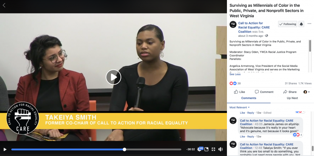Mountain State Racial Justice Summit 2018